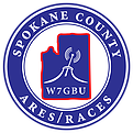 Spokane County ARES RACES logo